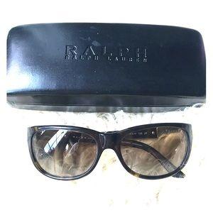 Ralph Lauren *Polarized* Cat Eye Tortoise Shell